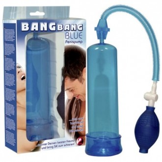 BANG BANG PUMP BLUE