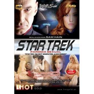 STAR TREK THE NEXT GENERATION: A XXX PARODY BLU-RAY