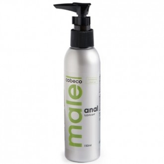 MALE ANAL WATER BASED LUBRICANT 150ML