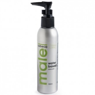 MALE WATER BASED LUBRICANT 150ML