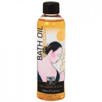 SHIATSU™ BATH OIL APHRODISIA EROTIC FRUITS 200ML