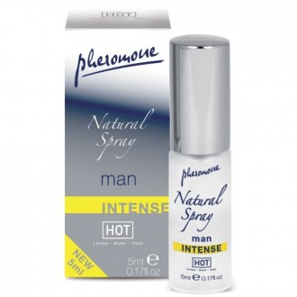 PHEROMONE PERFUME NATURAL SPRAY MAN INTENSE 5ML