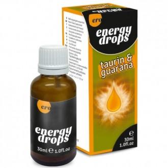ENERGY DROPS ERO TAURIN & GUARANA 30ML