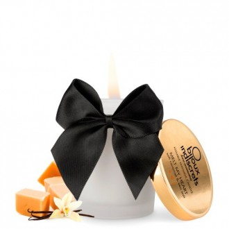 MELT MY HEART EDIBLE CANDLE BIJOUX INDISCRETS SOFT CARAMEL AND SEA SALT 70ML