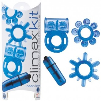 CLIMAX KIT NEON BLUE