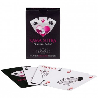 54 KAMA SUTRA PLAYING CARDS