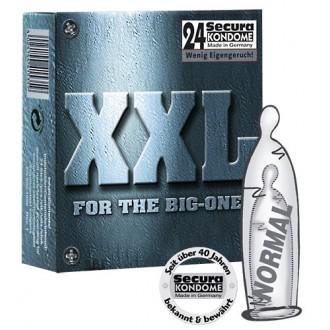 XXL CONDOMS 24 UNITS