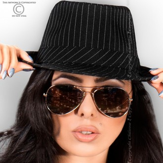 GANGSTER HAT CR-3797