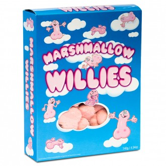 MARSHMALLOW WILLIES PENIS GUMS