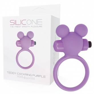 TEDDY COCKRING PURPLE