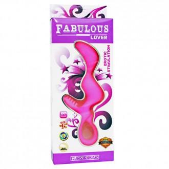 BAILE FABULOUS LOVER STIMULATOR PINK