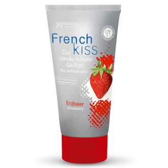FRENCHKISS STRAWBERRY LUBRICANT 75ML