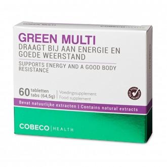 GREEN MULTI 60 TABS FLATPACK