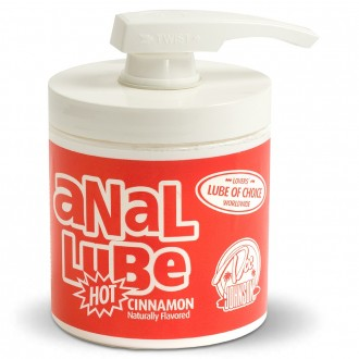 ANAL LUBE HOT CINNAMON
