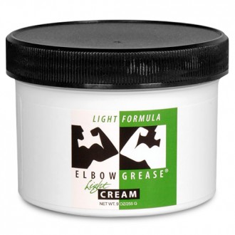 ELBOW GREASE LIGHT FORMULA CREAM 255GR