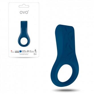 OVO B4 PENIS RING  BLUE