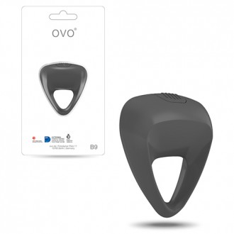 OVO B9 PENIS RING  GREY