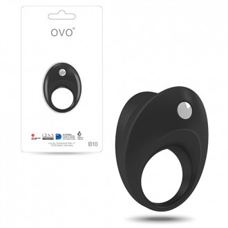 OVO B10 PENIS RING  BLACK