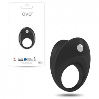 OVO B10 PENIS RING  BLACK