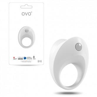 OVO B10 PENIS RING  WHITE