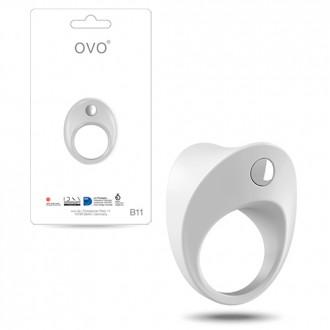 OVO B11 PENIS RING  WHITE