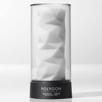 TENGA 3D POLYGON REUSABLE MASTURBATOR