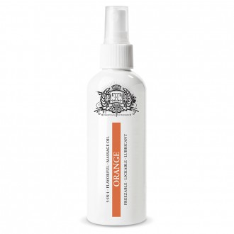 TOUCHÉ ORANGE 5 IN 1 LUBRICANT 80ML