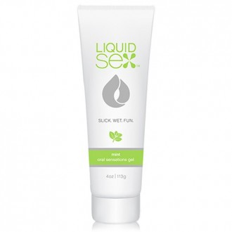 LIQUID SEX MINT ORAL SEX GEL LUBRICANT 113GR