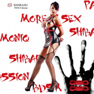 DEMONIQ DRESS PACK YURIKO SHIBARI BLACK