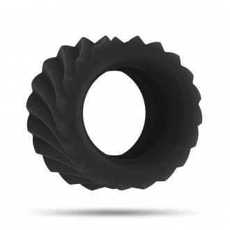 SONO Nº40 TESTICLE STRAP BLACK
