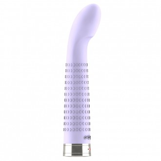 JETT RETRO RECHARGEABLE VIBRATOR PURPLE