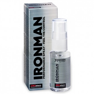 IRONMAN PERFORMANCE SPRAY 30 ML