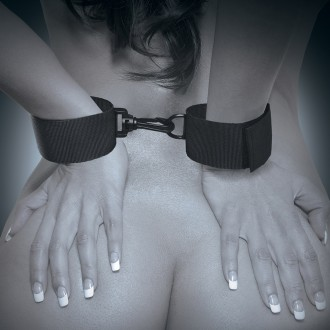 FETISH FANTASY LIMITED EDITION BEGINNER'S NYLON CUFFS