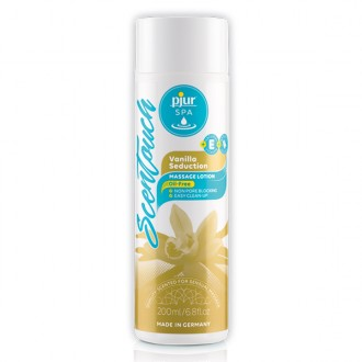 PJUR SPA SCENTOUCH VANILLA MASSAGE LOTION