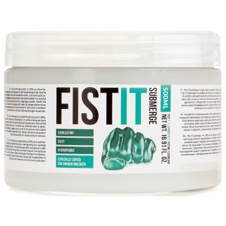 LUBRICANTE PARA FISTING FIST IT SUBMERGE 500ML