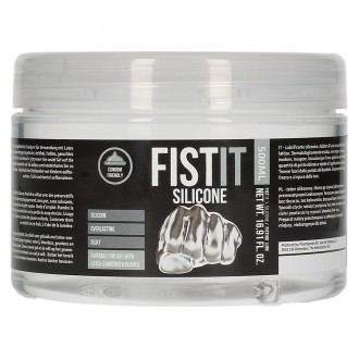 LUBRICANTE PARA FISTING FIST IT SILICONE 500ML