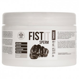 LUBRICANTE PARA FISTING FIST IT SPERM 500ML