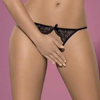 OBSESSIVE MIAMOR CROTCHLESS PANTIES