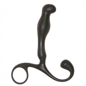 ICON BRANDS P ZONE + PROSTATE STIMULATOR BLACK