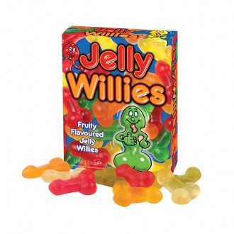 JELLY WILLIES PENIS GUMS