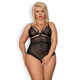 QUEEN SIZE OBSESSIVE 838-TED-1 TEDDY BLACK