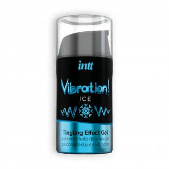 INTT VIBRATION ICE GEL 15 ML