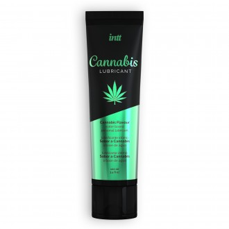 INTT CANNABIS FLAVOURED LUBRICANT 100 ML