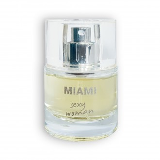 MIAMI PHEROMONE FRAGRANCE FOR WOMEN 30ML