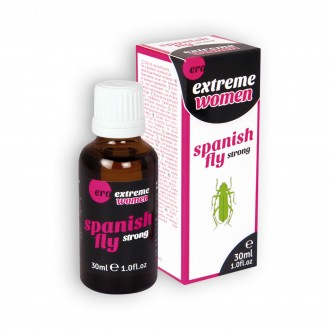 DROPS EXTREME WOMEN SPANISH FLY ERO FOR WOMEN 30ML