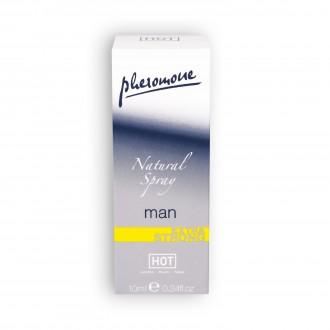 PHEROMONE PERFUME NATURAL SPRAY MAN EXTRA STRONG 10ML