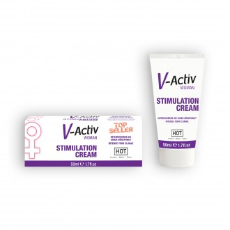V-ACTIV STIMULATION CREAM FOR WOMEN 50ML