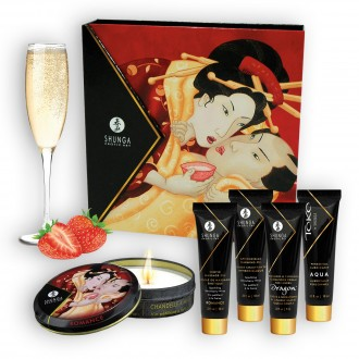 SHUNGA GEISHA SECRET COLLECTION SPARKLING STRAWBERRY WINE