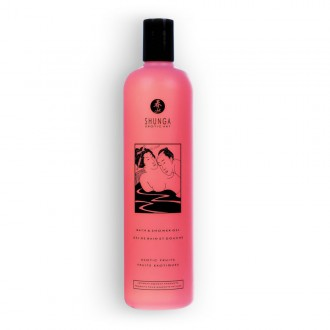 SHUNGA SHOWER GEL EXOTIC FRUITS 500ML
