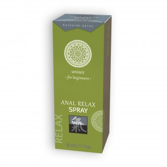 SPRAY ANAL RELAX SHIATSU 50ML